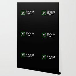 Soccer Mom (Green) Wallpaper