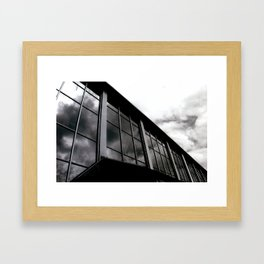 The Storm Framed Art Print