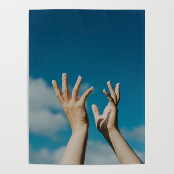 Receiving energy Poster