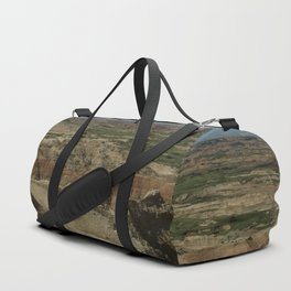 Amazing Badlands Overview Duffle Bag