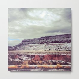 FOUR CORNERS Metal Print