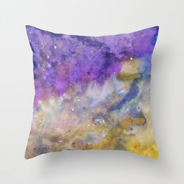 The Ink Constellation Throw Pillow
