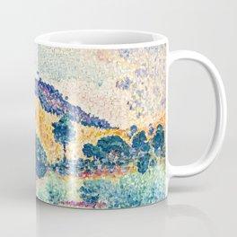 "Henri-Edmond Cross ""La Chaîne des Maures"" Coffee Mug"