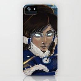 Avatar State iPhone Case