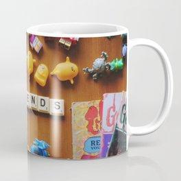 Friends Games Coffee Mug