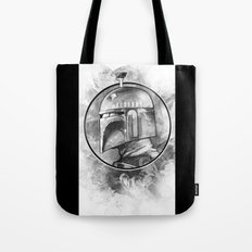 Boba Fett Remix Tote Bag