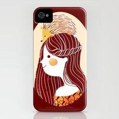 Hedgehog my Friend iPhone (4, 4s) Slim Case