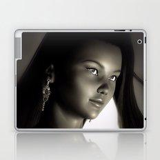 China Girl Portrait Laptop & iPad Skin
