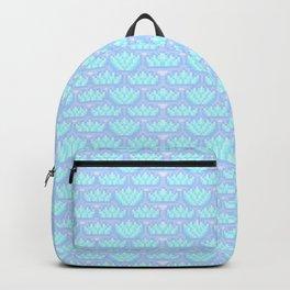 Frozen Winter Pattern Backpack
