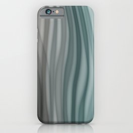 Pretty Pastel Bands iPhone Case