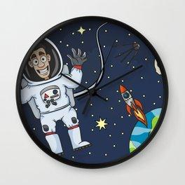 Astronaut Wall Clock