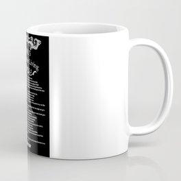 Dragon Lords of Valdier: Grandma Pearl's 20 Rules for Living Coffee Mug