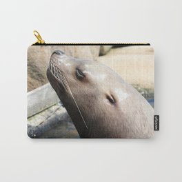 Seal Close Up Carry-All Pouch