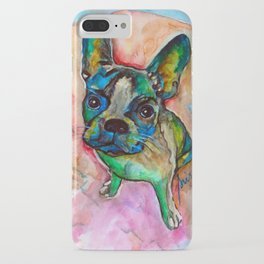 SPECIAL FRENCHIE iPhone Case