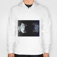 lions Hoodies featuring Lions' choir by Eric Bassika