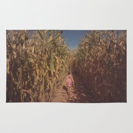 The Maize Rug