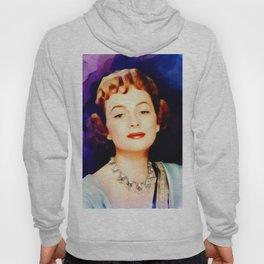 Olivia de Haviland, Vintage Actress Hoody