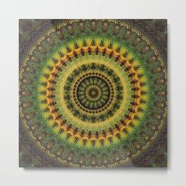 Mandala 237 Metal Print