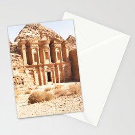 305. The Monastery, Petra, Jordanie Stationery Cards