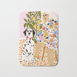 The Chaotic Life Bath Mat