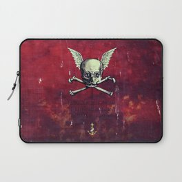 The Supernatural Pirate Laptop Sleeve
