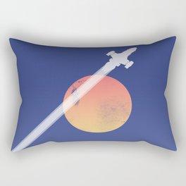Serenity - Firefly ship Rectangular Pillow