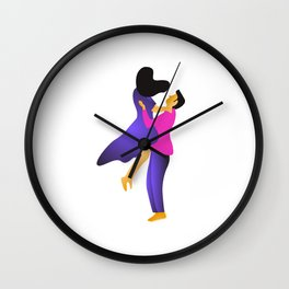 In the mood of Love Wall Clock