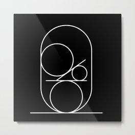 Equilibrio:02 Metal Print