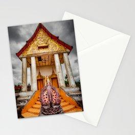 Somdet Temple Stationery Cards