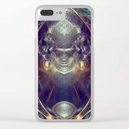 Subconscious New Growth Clear iPhone Case