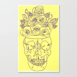 Your Brain Smells Good Canvas Print