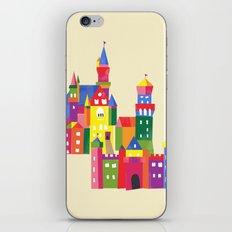 Neuschwanstein Castle iPhone & iPod Skin