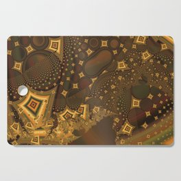 Abstract 0009 Cutting Board