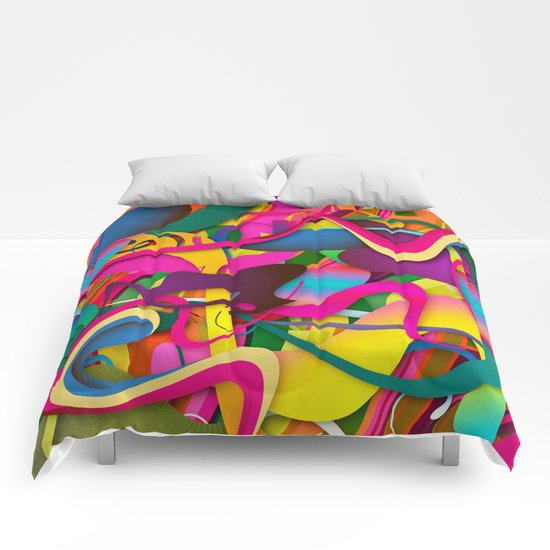 So Gorgeous (Feat. Roberlan Borges) Comforters