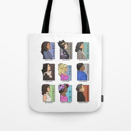 She Series - Real Women Collage Version 3 Tote Bag