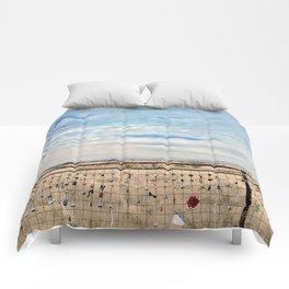 Marfa Locks Comforters