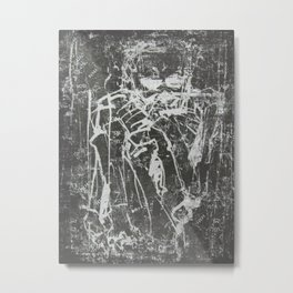Little miniature - Autopsy Metal Print