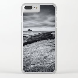 On the Waterfront Clear iPhone Case