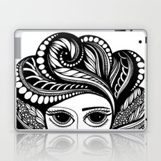 Tendrils #6 Laptop & iPad Skin