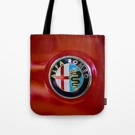 Alfa Romeo Tote Bag