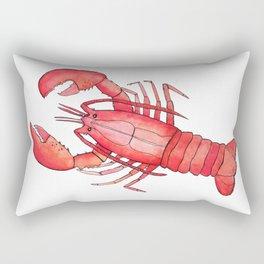 Lobster: Fish of the World Rectangular Pillow