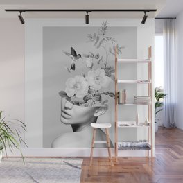 Floral beauty 2 Wall Mural