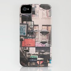 Melbourne Laneway Slim Case iPhone (4, 4s)