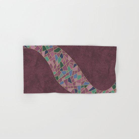 Geometric Marble 03 Hand & Bath Towel