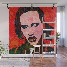 Manson | Pop Art Wall Mural