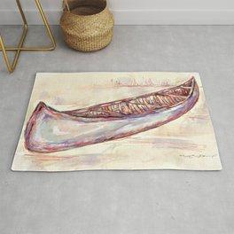 Canoe Rug