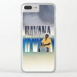 Havana Conguero Clear iPhone Case