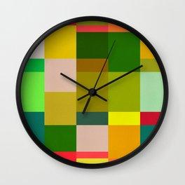 b61 - light tone Wall Clock