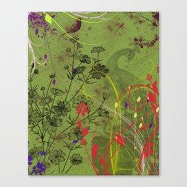 """Whisp"" Canvas Print"