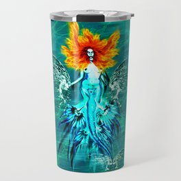 Siren splash Travel Mug
